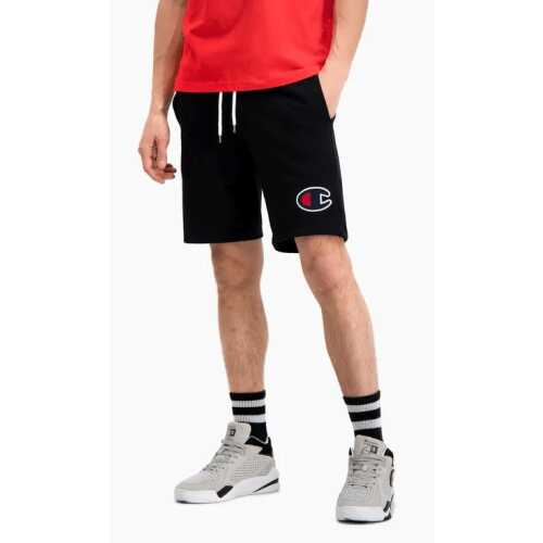 Men's Champion C Logo Terry Bermuda Shorts