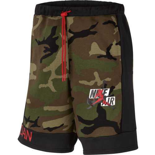 Men's Jordan Classics Camo Fleece Shorts