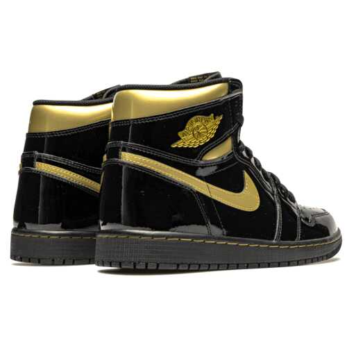 "Air Jordan 1 Hight OG ""Metallic Gold"""