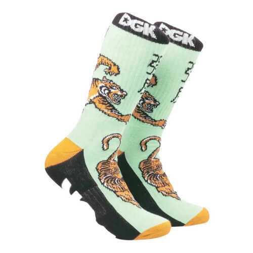 Calcetines DGK Tiger Style Crew