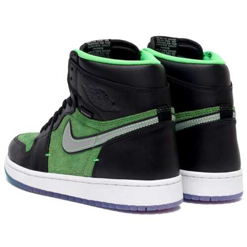 "Air Jordan 1 Hight Zoom ""Zen Green"""