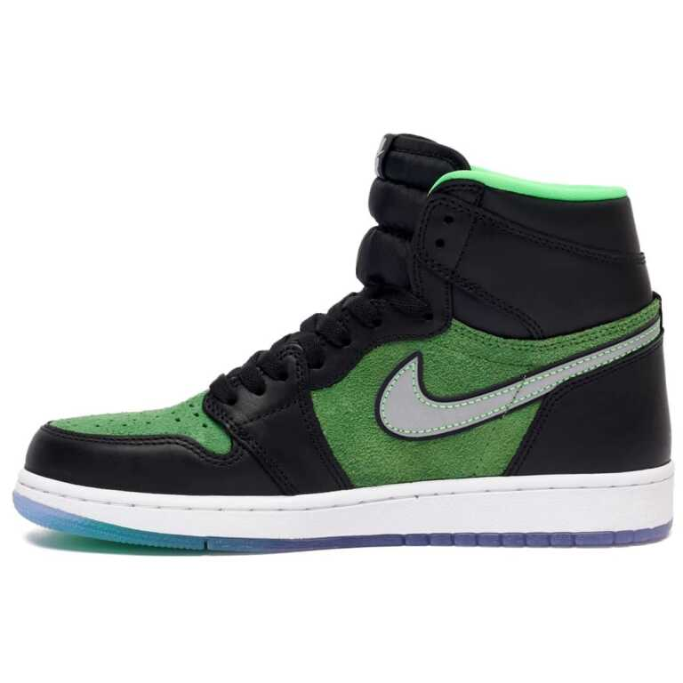 "Air Jordan 1 Hight Zoom ""Zen Green"""