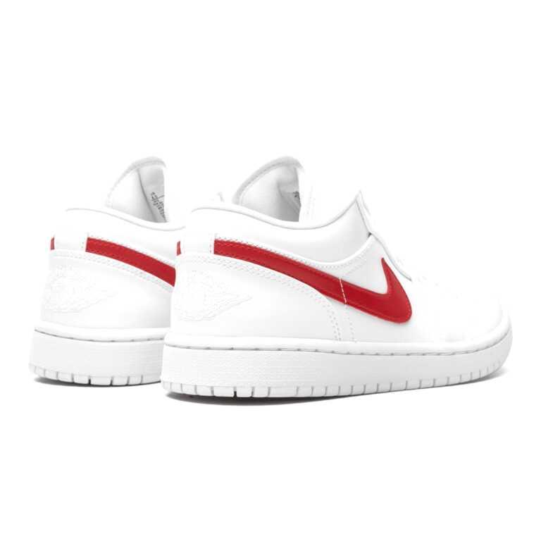 """Air Jordan 1 Low """"University Red"""""""