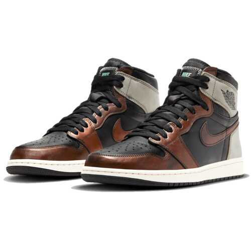 "Air Jordan 1 Retro Hight OG ""Rust Shadow"""