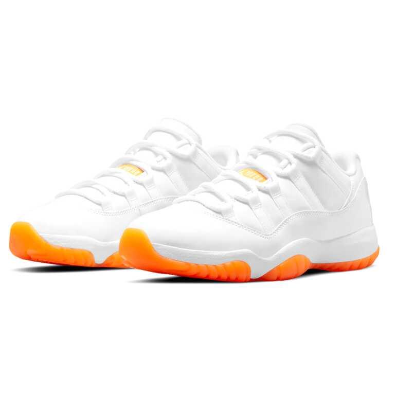 """Air Jordan 11 Retro Low """"Citrus"""""""