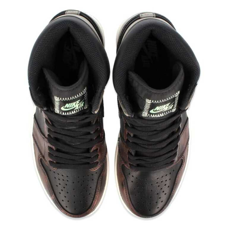 "Air Jordan 1 Retro Hight OG ""Rust Shadow"""