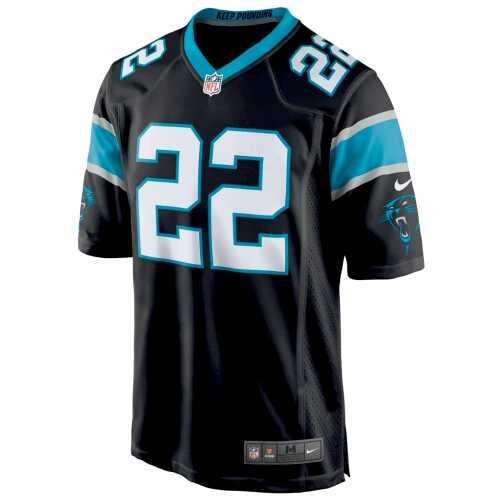 """Men's Jersey Nike x Fanatics Carolina Panthers """"Mc Caffrey"""""""