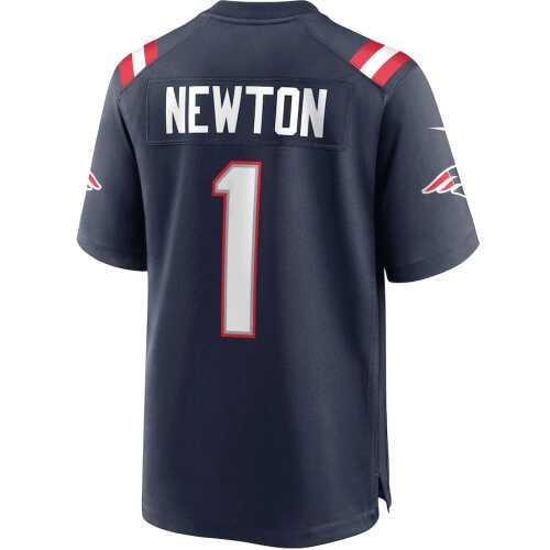 "Men's Jersey Nike x Fanatics New England Patriots ""Newton"""