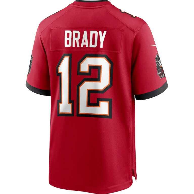 "Men's Jersey Nike x Fanatics Tampa Bay Buccaneers ""Brady"""