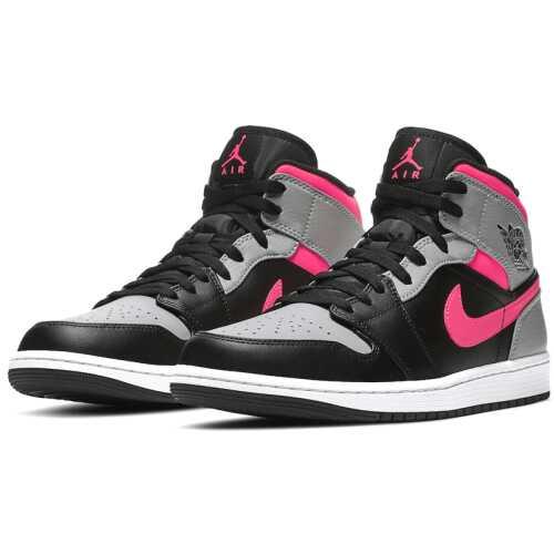 """AIR JORDAN 1 MID """"Pink Shadow"""""""