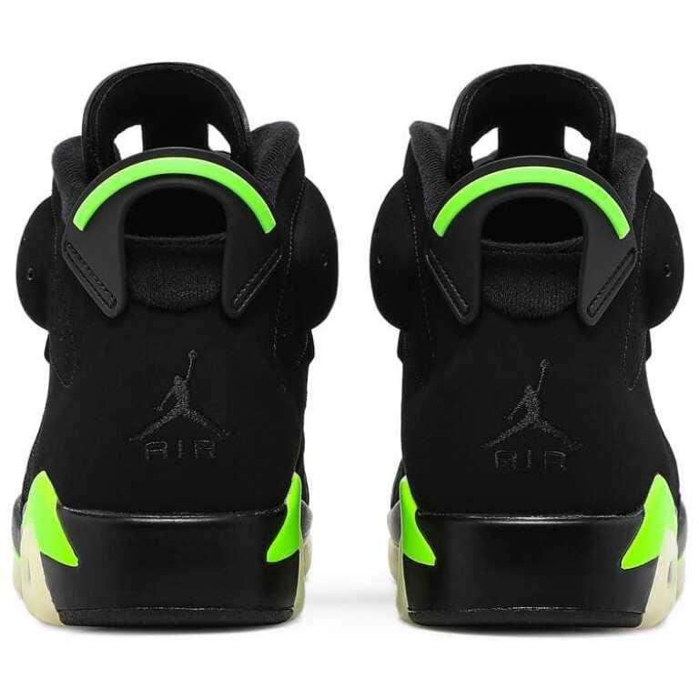 "Air Jordan 6 Retro ""Electric Green"""
