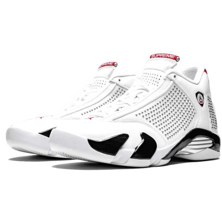 """Air Jordan 14 Retro """"Supreme"""""""